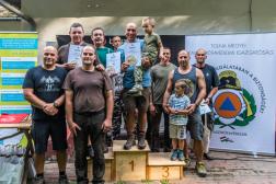 A Szabolcs-Szatmár-Bereg Megyei Katasztrófavédelmi Igazgatóság csapata a második lett!